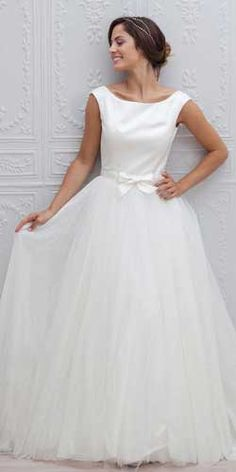 Robe de mariée 2015 : quel modèle pour moi ?