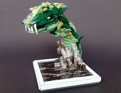 LEGO sea serpent is coming to get you