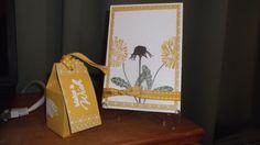 Geburtstagskarte Stampin up Produkte