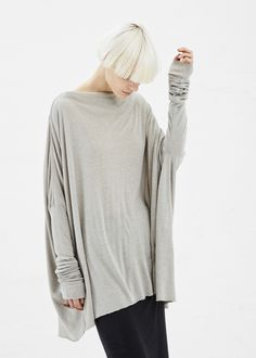 Rick Owens LILIES Pearl Square Top