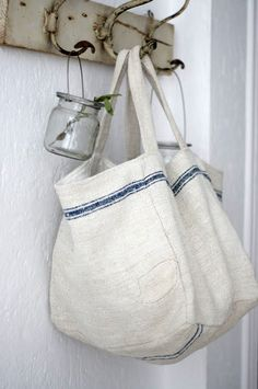 gorgeous bags and accessories made from vintage fabrics by Ana and Cuca