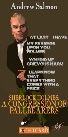 Sherlock Holmes, Revenge, Learning, Studying, Teaching