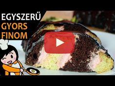 Méteres sütemény - Recept Videók - YouTube