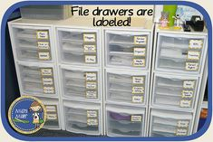 Classroom Organization Tips for a Small Space