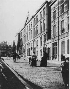 Korte Schoonderloostraat 1913