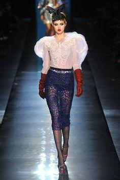 défilé Jean Paul Gaultier Haute Couture printemps-été 2014 -