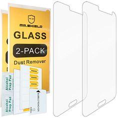 [2-PACK]-Mr Shield For Samsung Galaxy J3 / Galaxy J3 $6.95