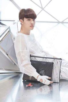 MCM x EXO BIONIC CF BEHING THE SEEN - D.O EXO