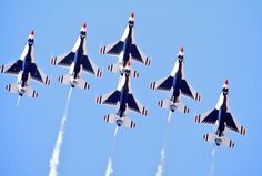 File:An underside view of six Fighting Falcon aircraft of the USAF Thunderbirds Aerial Demonstration Team in a delta formation during an air show F 16 Falcon, Jones Beach, Birthday Weekend, Us Air Force, Indian Movies, Air Show, Long Island, First Time, Fighter Jets