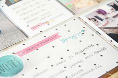 Project Life & Planner Kit FARBE DES LEBENS (Mai) der Scrapbook Werkstatt - PL Woche von Katja Müller