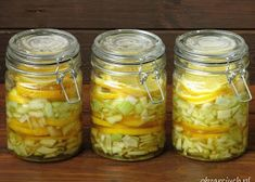 Healthy Drinks, Healthy Tips, Monkey Business, Health Advice, Pickles, Mason Jars, Healthy Living, Health Fitness, Herbs