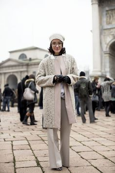 Check out Arco della Pace, Milan, one of the exclusive pictures shot by Scott Schuman in Milan for Faces by The Sartorialist.