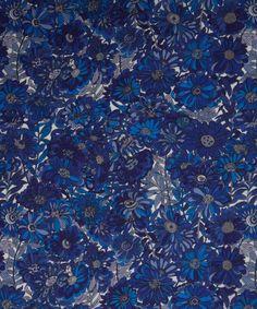 NEW SEASON! Liberty Art Fabrics Willow Rose B Tana Lawn | Tana Lawn by Liberty Art Fabrics | Liberty.co.uk