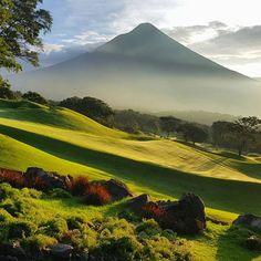 Nature is smiling at you.  Antigua Guatemala, Guatemala. Photo Credits @tutifurlan