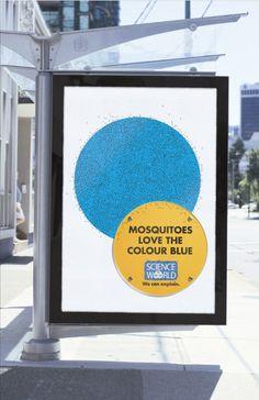 Science World Billboard