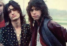 Joe Perry & Steven Tyler