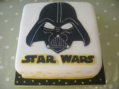 star wars birthday cake www.cupcaketeaparty.co.uk