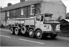 Foden Vintage Trucks, Old Trucks, Old Lorries, Cab Over, Heavy Duty Trucks, Commercial Vehicle, Classic Trucks, Coaches, Buses
