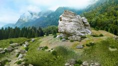 "This is ""Bere Bucegi - spot Vara by chishbak on Vimeo, the home for high quality videos and the people who love them. Bucharest, Cgi, Landscapes, Mountains, Studio, Nature, Travel, Paisajes, Study"