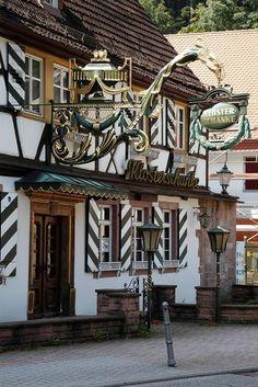 Bad Herrenalb, Germany