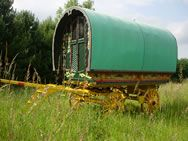gypsy caravan company (uk) Secondhand Gypsy Caravans.  From time to time, we acquire an original gypsy wagon which, time permitting, we restore to it's former glory, or sell 'as is' for someone to take on as a project.
