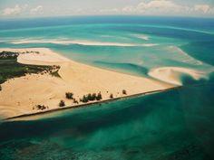Arquipélago de Bazaruto - Moçambique