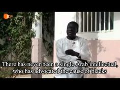 Muslim Genocide on Black Africans Through Mass-Castration - Tidiane N´Diaye - YouTube