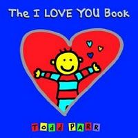The I Love You Book I love you when you give me kisses. I love you when you need hugs. Most of all, I love you just the way you are. In his newest picture book, Todd Parr explores the meaning of unconditional love in a heartfelt, playful way. Toddler Books, Childrens Books, Todd Parr, Toddler Valentine Crafts, Valentines Day Book, Valentine Cards, Web Design, Preschool Books, Preschool Learning