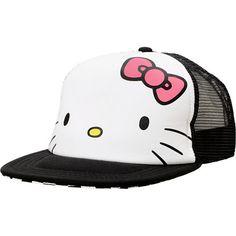 Vans Hello Kitty White Trucker Hat