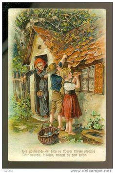 Postkaarten / sprookje - Delcampe.net