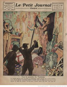 Le Petit journal illustré, 11/02/1923