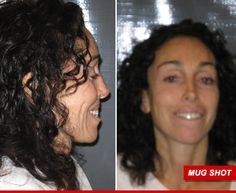 Heidi Fleiss ARRESTED -- Driving While Stoned .