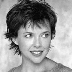 annette bening haircuts - Google Search                                                                                                                                                                                 More