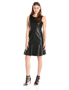 Ivanka Trump Women's Pu Dress ^^ New and awesome product awaits you, Read it now  : cocktail dresses