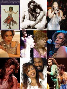 """Valerie Simpson (b. Aug. 26, 1946) is an American singer-songwriter & recording artist. She met husband/partner, Nickolas Ashford (1942-2011) in 1964. By 1966 they scored their first hit with Ray Charles' """"Let's Go Get Stoned"""". After a period at Scepter Records, they moved to Motown & wrote hits for Marvin Gaye & Tammi Terrell, & one of Diana Ross' early solo efforts, """"Reach Out and Touch (Somebody's Hand)"""". She & Nick launched their performing career in 1973, producing many Top 10 R & B…"""