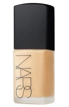 NARS Sheer Matte Foundation     $44.00