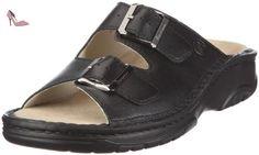 Berkemann Riemen Toeffler 00402, Chaussures mixte adulte, Blanc (Weiß), 38