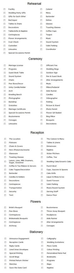 A comprehensive wedding planning checklist! This will keep you on track with your wedding planning and make you feel so much better! http://www.modwedding.com/2014/10/06/top-5-wedding-planning-checklists-keep-track/ #wedding #weddings:
