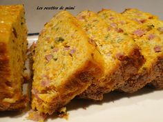 Terrine de carottes au curry et au bacon - Les recettes de mimi