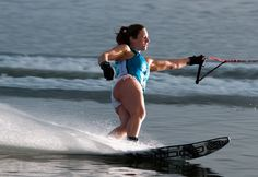 """Exceptional """"Water Skiing"""" info is available on our web pages. Check it out and you wont be sorry you did. Slalom Skiing, Snow Skiing, The Sporting Life, Sport Boats, Lake Powell, Water Activities, Outdoor Recreation, Wakeboarding, Lake Life"""