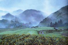 Kazuo Oga, Studio Ghibli, Only Yesterday
