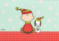 Charlie Brown &  Snoopy Christmas