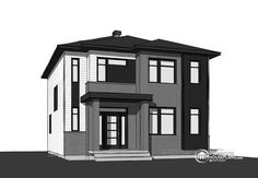 House plan W3722-CI detail from DrummondHousePlans.com