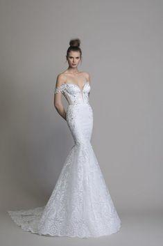 Klienfeld Wedding Dresses, Lace Mermaid Wedding Dress, Mermaid Dresses, Bridal Gowns, Lace Wedding, Pina Tornai Wedding Dresses, Gown Wedding, Wedding Bells, Pnina Tornai Dresses