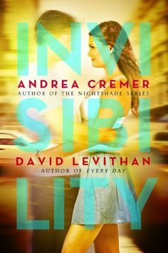 And a similar theme, but equally lovely cover   Invisibility by Andrea Cremer, http://www.amazon.com/dp/0399257608/ref=cm_sw_r_pi_dp_Cxo6qb1QWH333