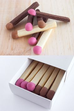 Matchstick Cookie