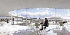 Pin Sanaa Rolex Learning Center Epfl Suisse on Pinterest
