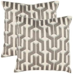 Accent pillows | ... Texola Accent Pillows | Copy Cat Chic: Safavieh Texola Accent Pillows
