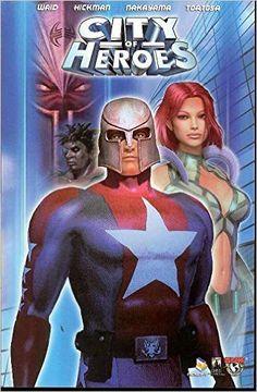 Amazon.com: City Of Heroes (9781582405452): Mark Waid, Troy Hickman, David Nakayama: Books