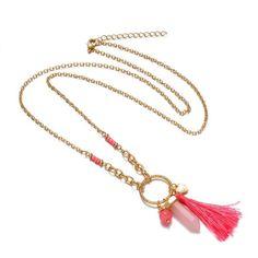 Voici des bonsplans 2015 pour acheter vos colliers tendance à prix mini! Des créations à la mode qui sublimeront vos tenues en un clin d'oeil! Des colliers fantaisie créateur plaqué or. Si vo…
